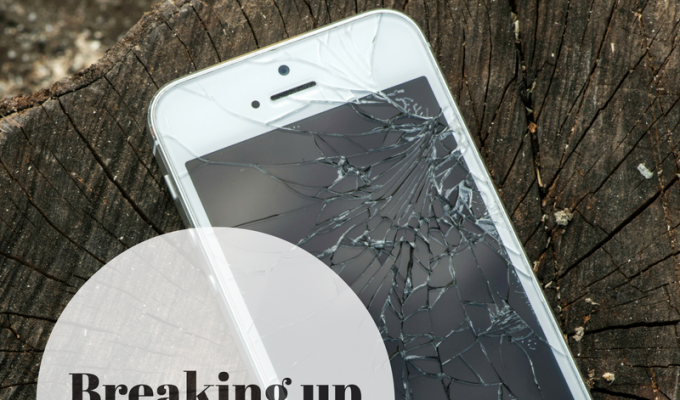 Why I'm breaking up with my phone