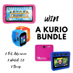 Win an AMAZING bundle of Kurio products!